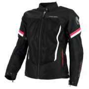 Richa Airbender Airflow Textile Ladies Jacket Fucsia